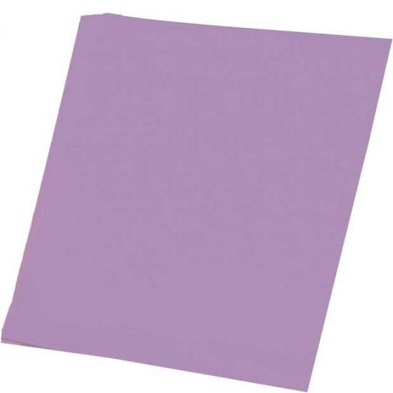 50 vellen lila A4 hobby papier