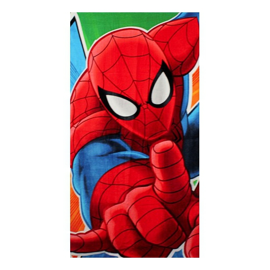 Badlaken Marvel Spiderman 70 x 140 cm