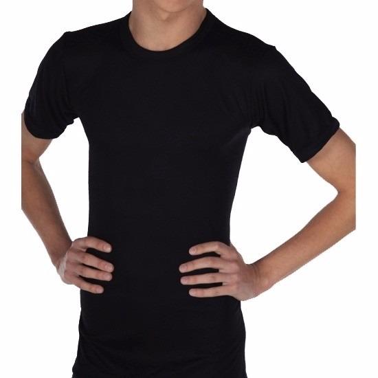 Beeren thermo shirt korte mouw zwart