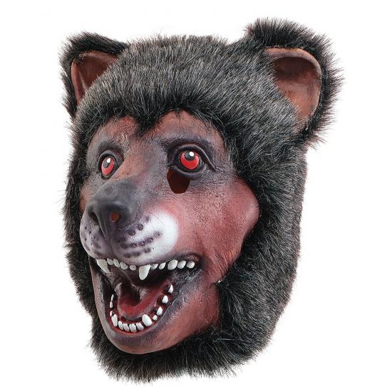 Beren masker voor volwassenen