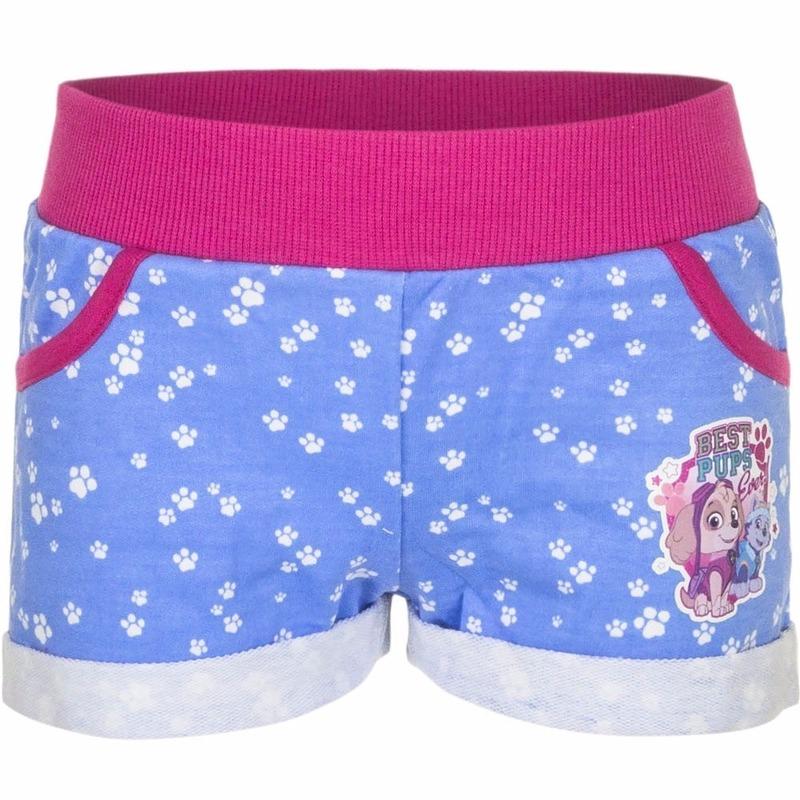 Blauwe Paw Patrol shorts