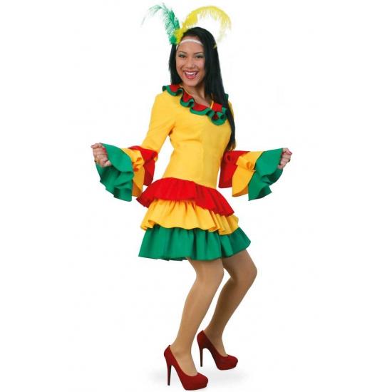 Braziliaanse jurk voor dames