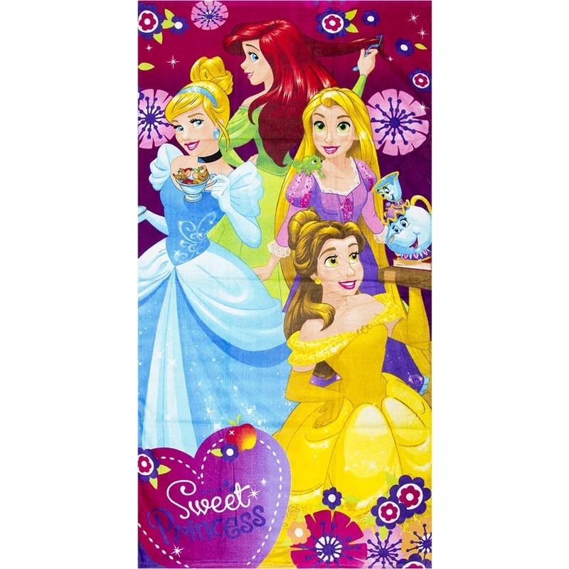 Disney badlaken Sweet Princess