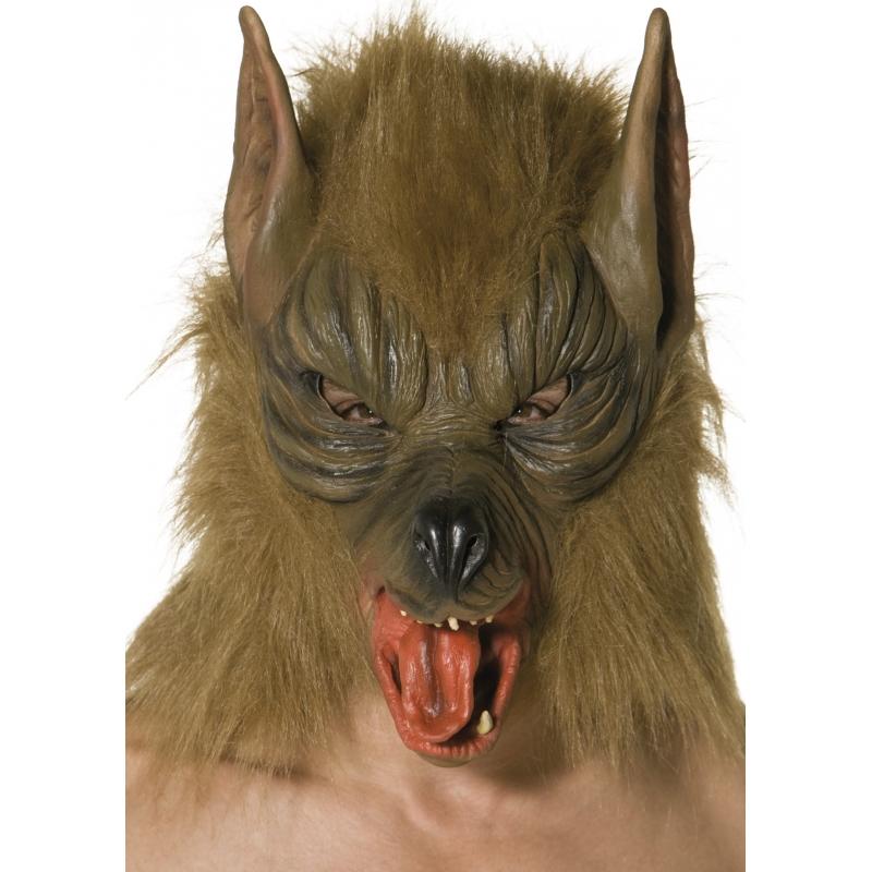 Eng wolven masker