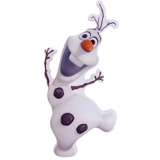 Frozen opblaas figuur Olaf