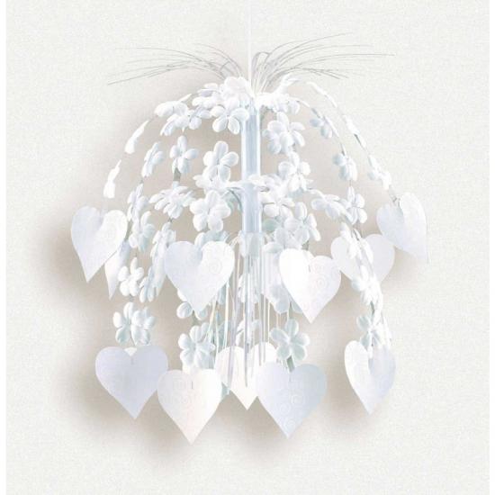 Hangende decoratie harten
