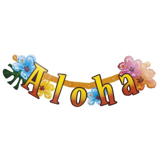 Hawaii letterslinger Aloha