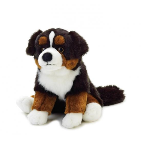 Honden knuffel Berner Sennen 25 cm