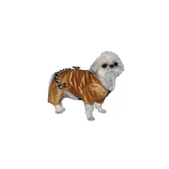 Honden kostuum look a like huispak