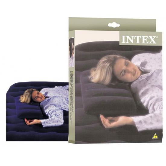 Intex opblaasbaar kussen 43 x 28 cm