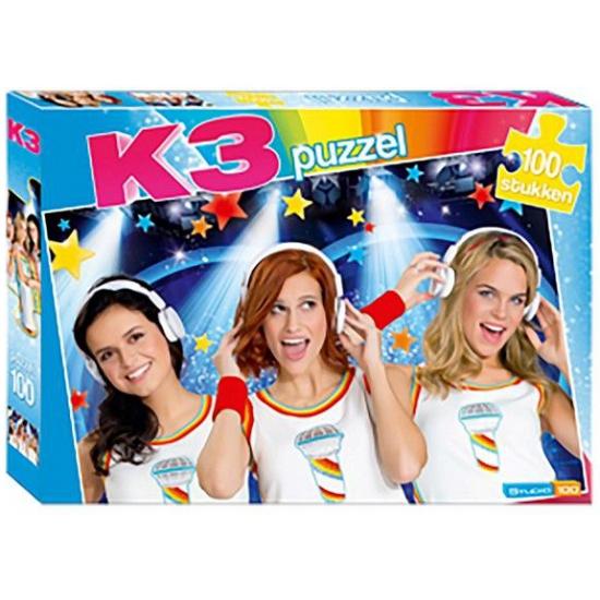 K3 Puzzel 100 stukjes