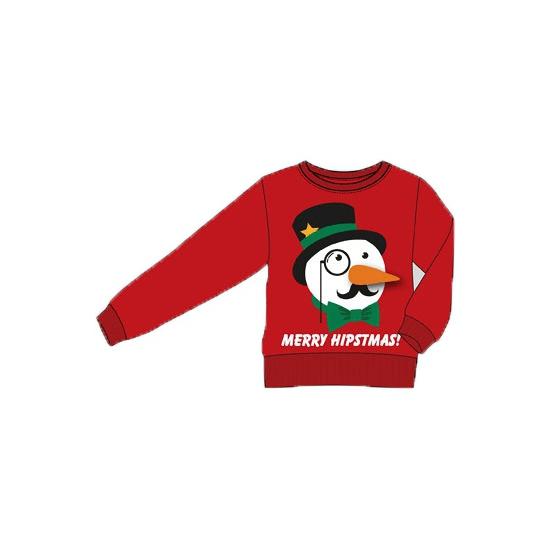 Kersttrui Merry Hipstmas voor volwassenen