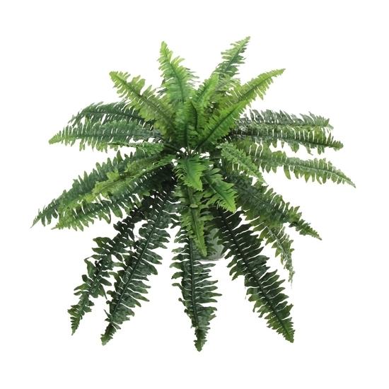Kunst varen groen 41 cm