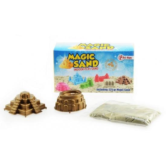 Magisch zand rood 225 gram