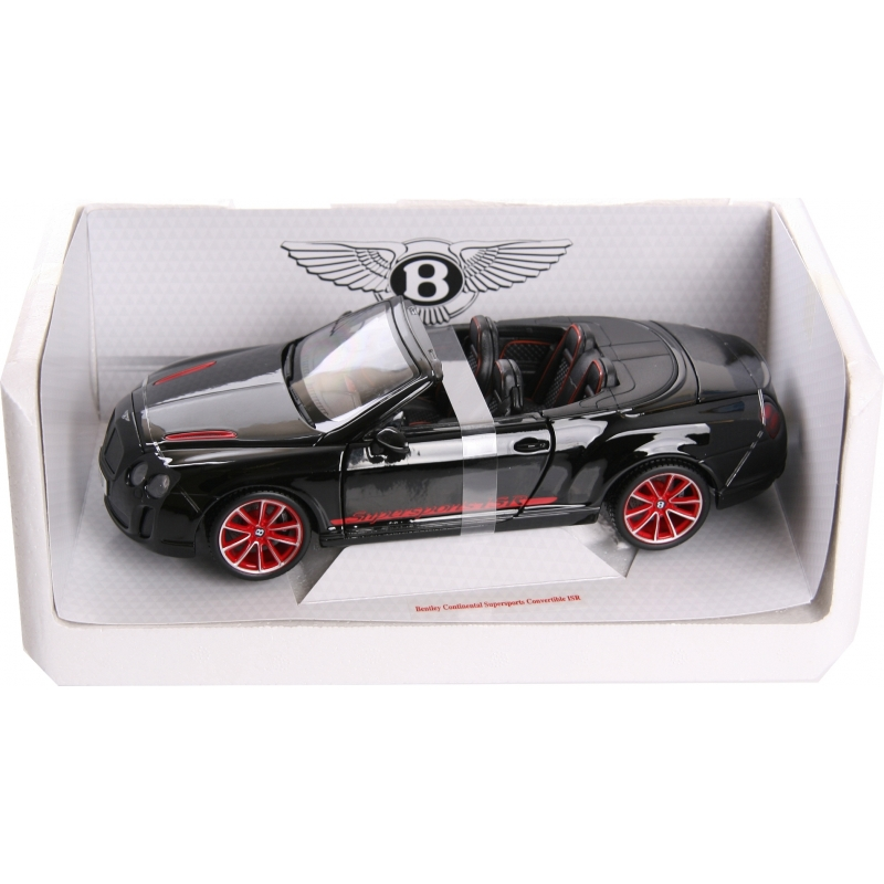 Modelauto Bentley Continental Supersports cabrio