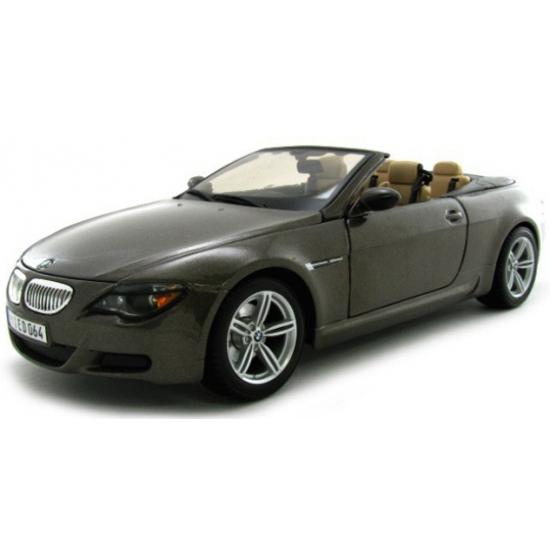 Modelauto BMW M6 cabrio