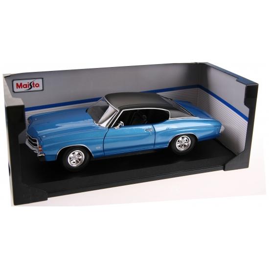 Modelauto Chevrolet Chevelle SS 454