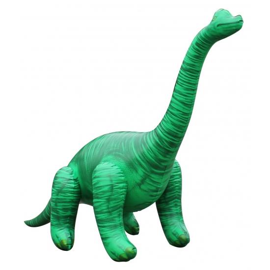 Opblaasbare levensechte Brachiosaurus 71 cm