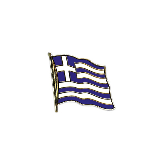 Pin Vlag Griekenland