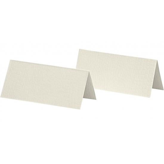 Plaatskaarten 9x4 cm 25 stuks