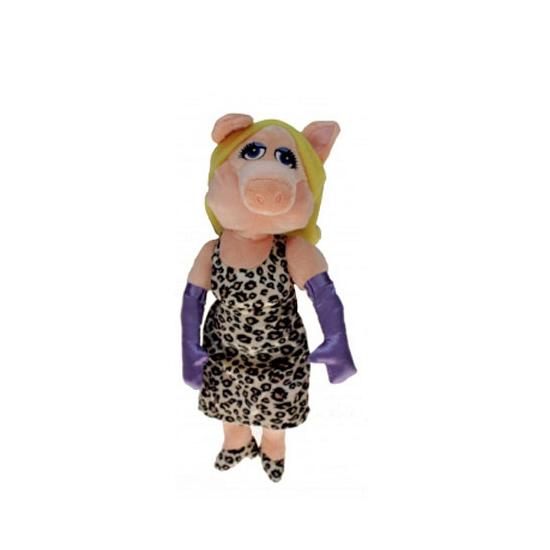 Pluche muppet Miss Piggy 35 cm
