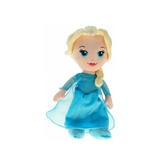 Pluche poppetje Elsa 30 cm