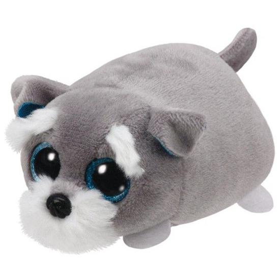 Pluche Ty Teeny honden knuffeltje 10 cm