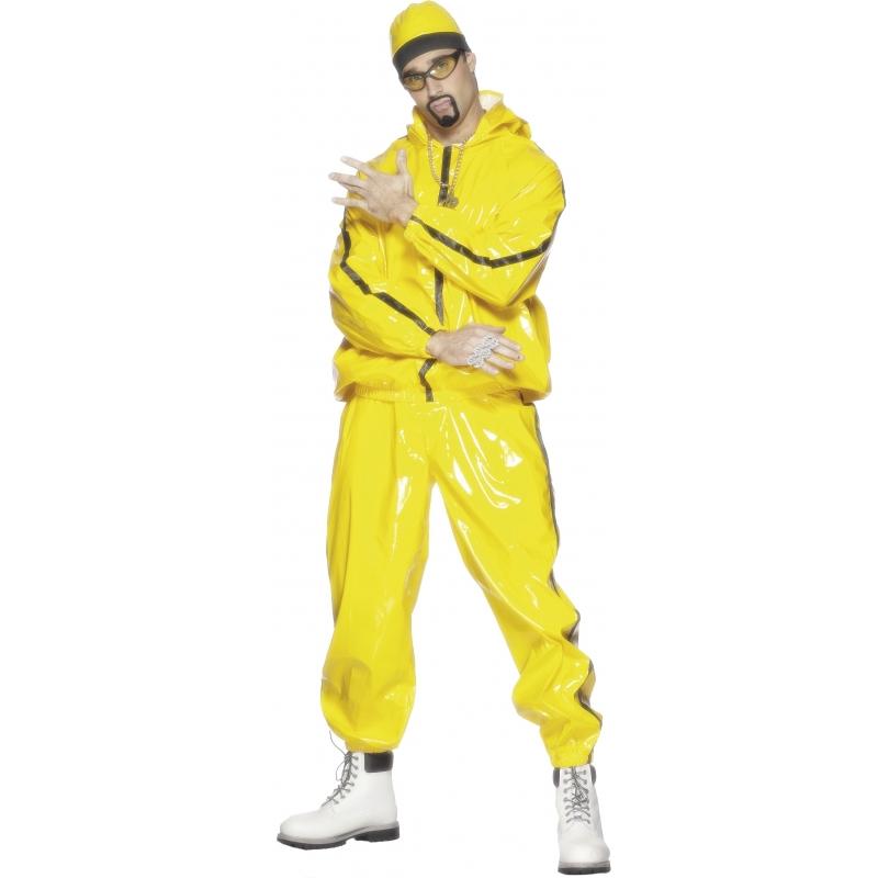 Rapper kostuum Ali G