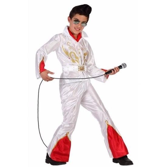 Rock ster Elvis kostuum voor jongens