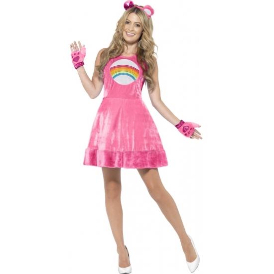 Roze Troetelberen jurkje