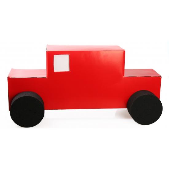 Sinterklaas Auto surprise maken pakket