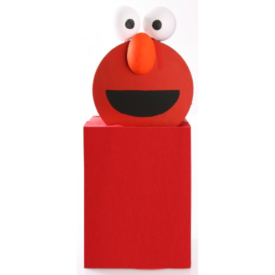 Sinterklaas Elmo surprise maken pakket