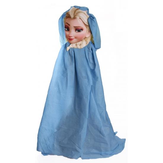Sinterklaas Frozen Elsa surprise maken bouwpakket