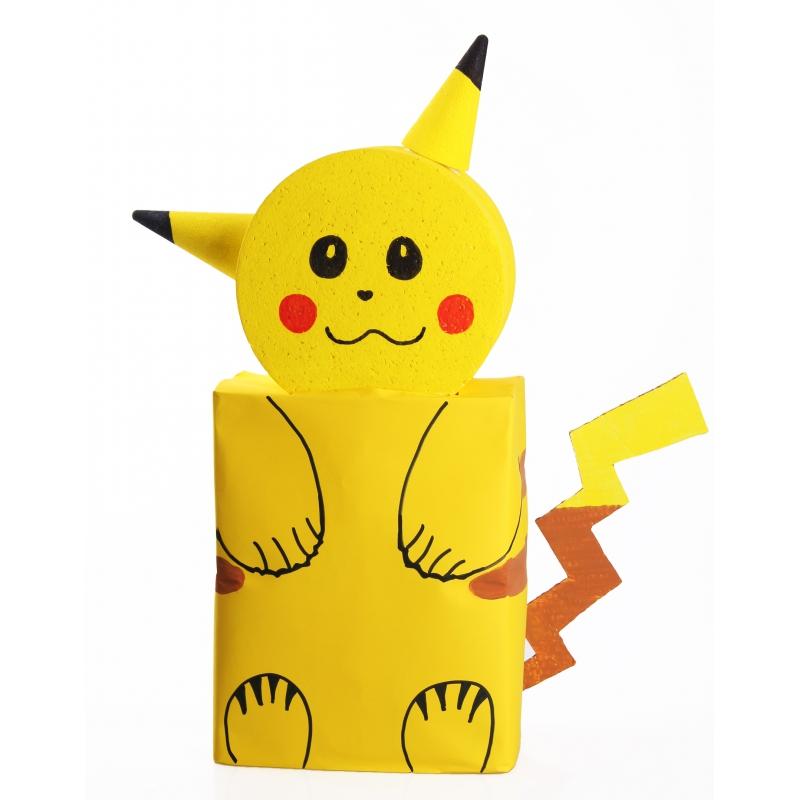 Sinterklaas Pikachu surprise maken bouwpakket