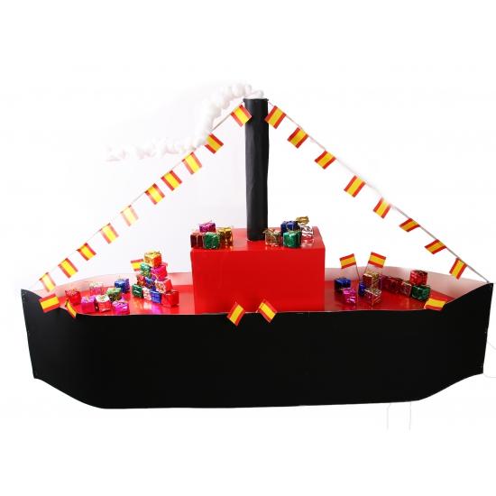 Sinterklaas Stoomboot surprise maken pakket