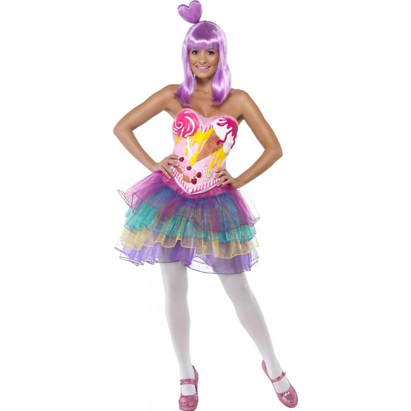 Sweet candy jurkje dames