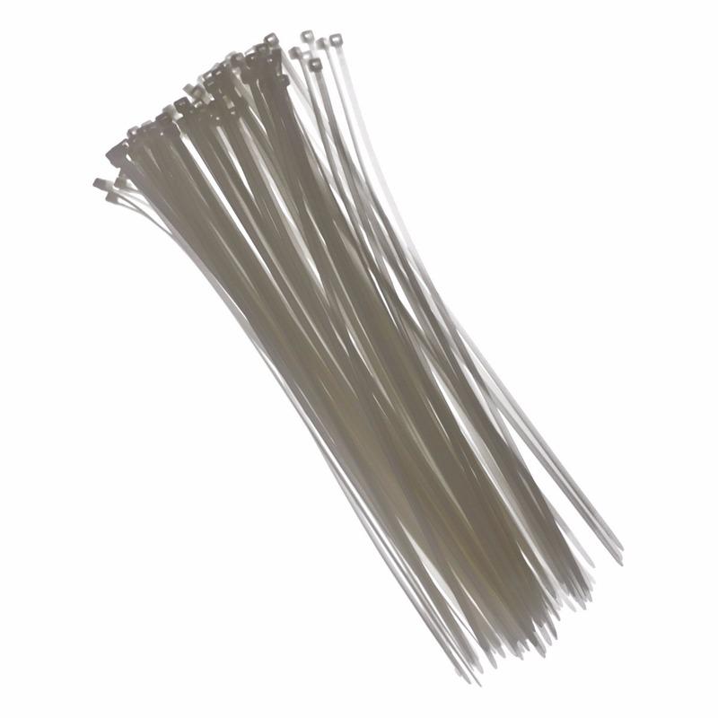 Tie wraps wit 28 cm 100 stuks