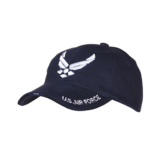 US air force baseball pet voor volwassenen