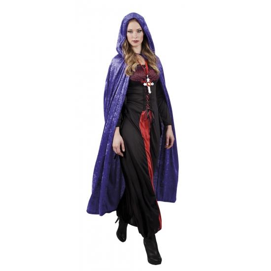 Vampier cape paars