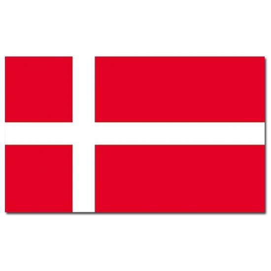 Vlag Denemarken 90 x 150 cm