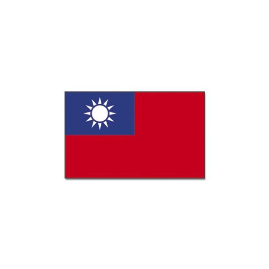 Vlag Taiwan 90 x 150 cm