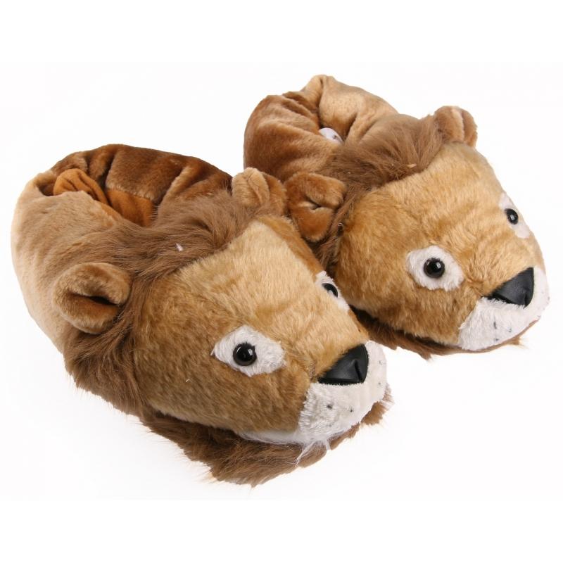 Volwassenen dieren sloffen leeuw