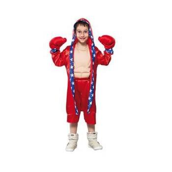 Voordelige bokser outfit voor kinderen
