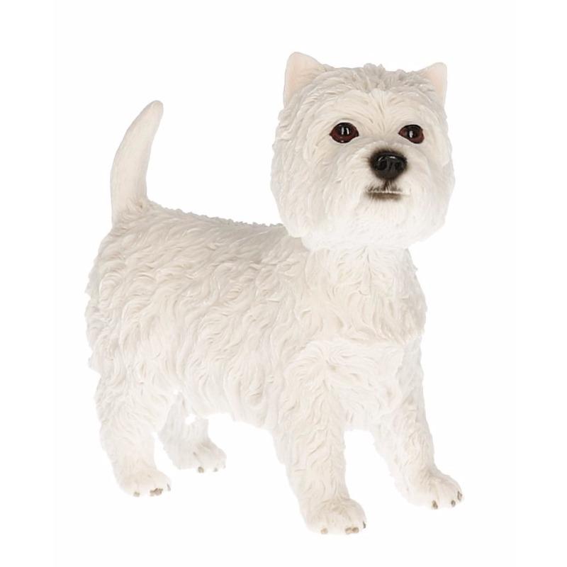 Beeldje West Highland Terrier 13 cm