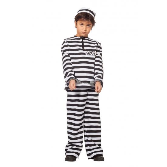Boeven kostuum voor kinderen
