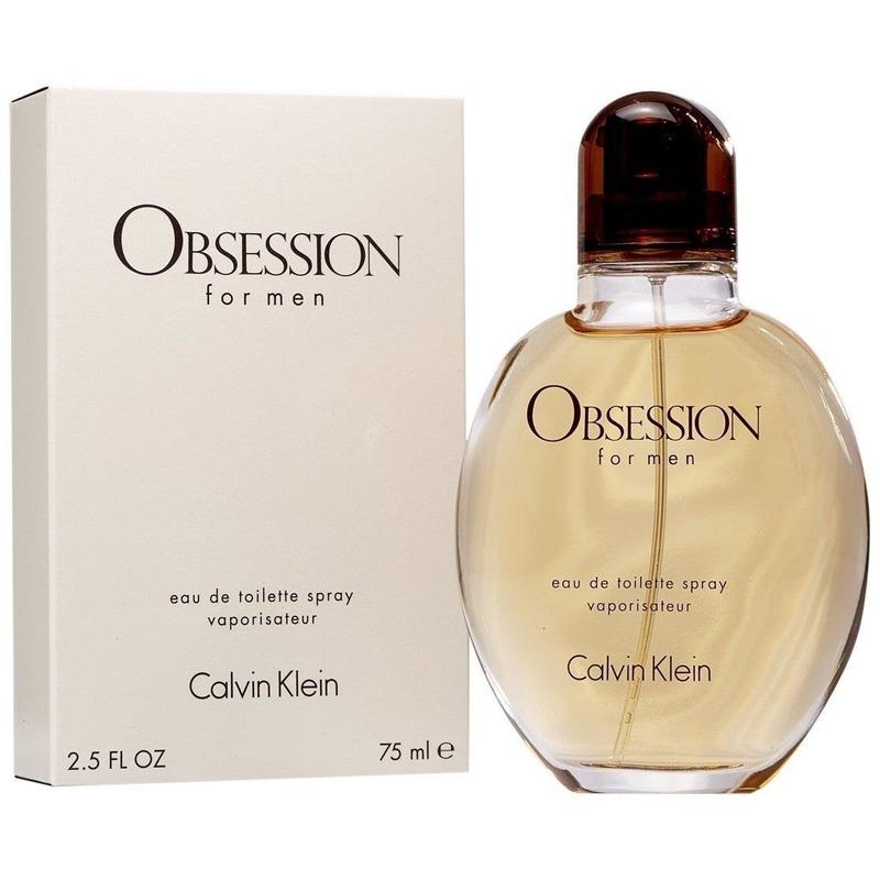 Calvin Klein Obsession for men 75 ml EDT