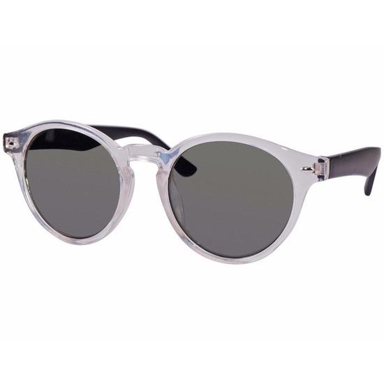 3d4746055f0f12 Clubmaster dames zonnebril transparant model 7002