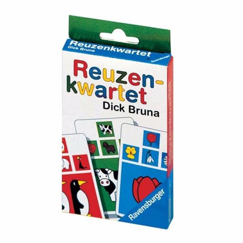 Dick Bruna reuzen kwartet