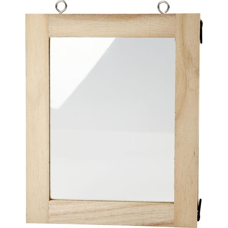 DIY fotolijstje beschilderen 14 x 17 cm