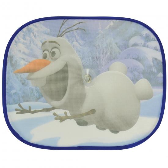 Frozen Olaf auto zonneschermen 2 stuks